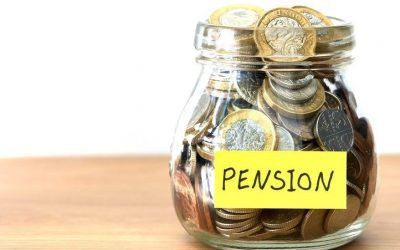 What's new with pensions?